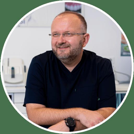 Dott. Juraj Prpić Msc in impiantologia orale