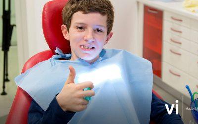 Mamma si e rotto il dente!!!