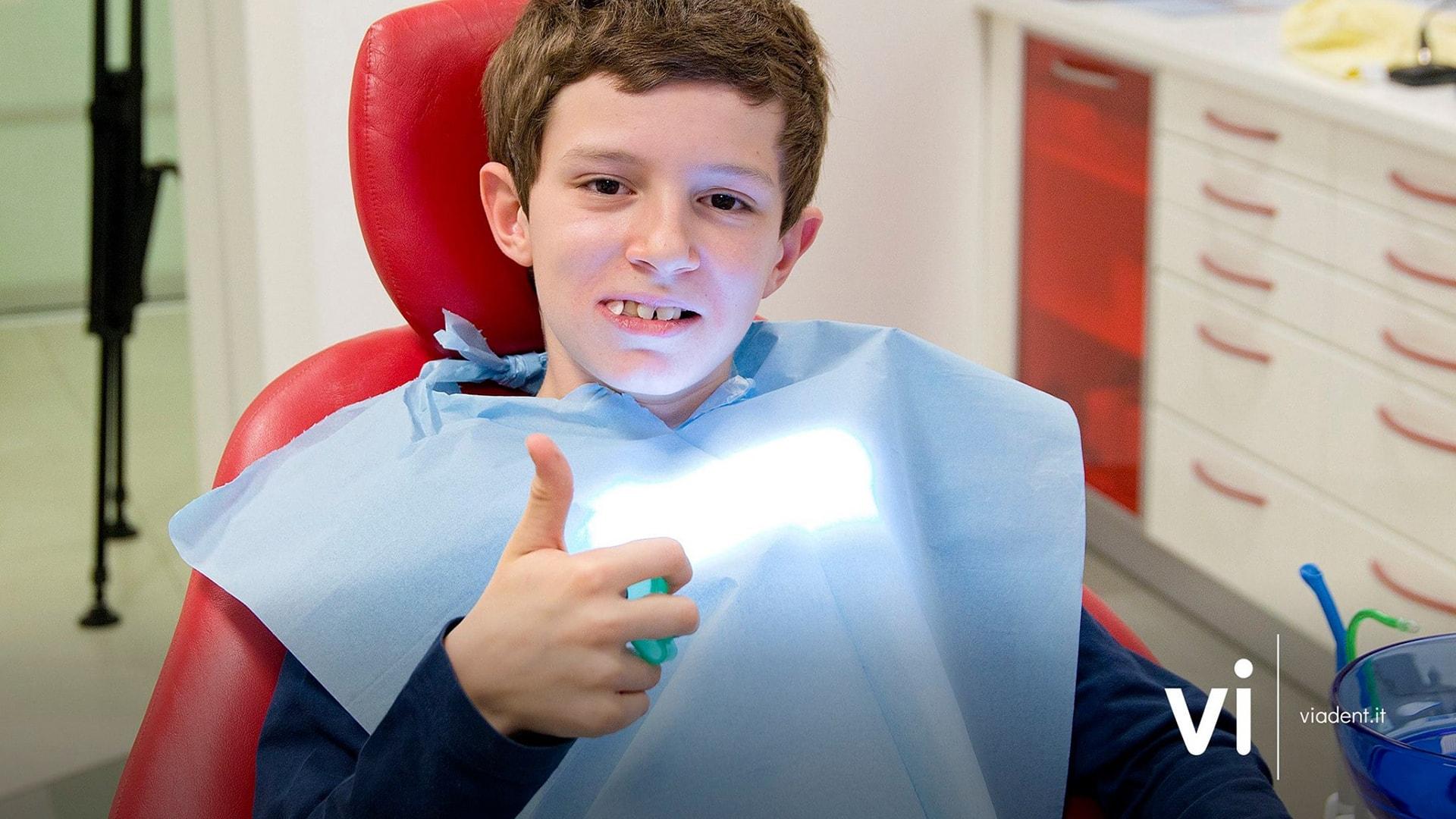 Mama si e rotto il dente - Viadent, Fiume, Croazia