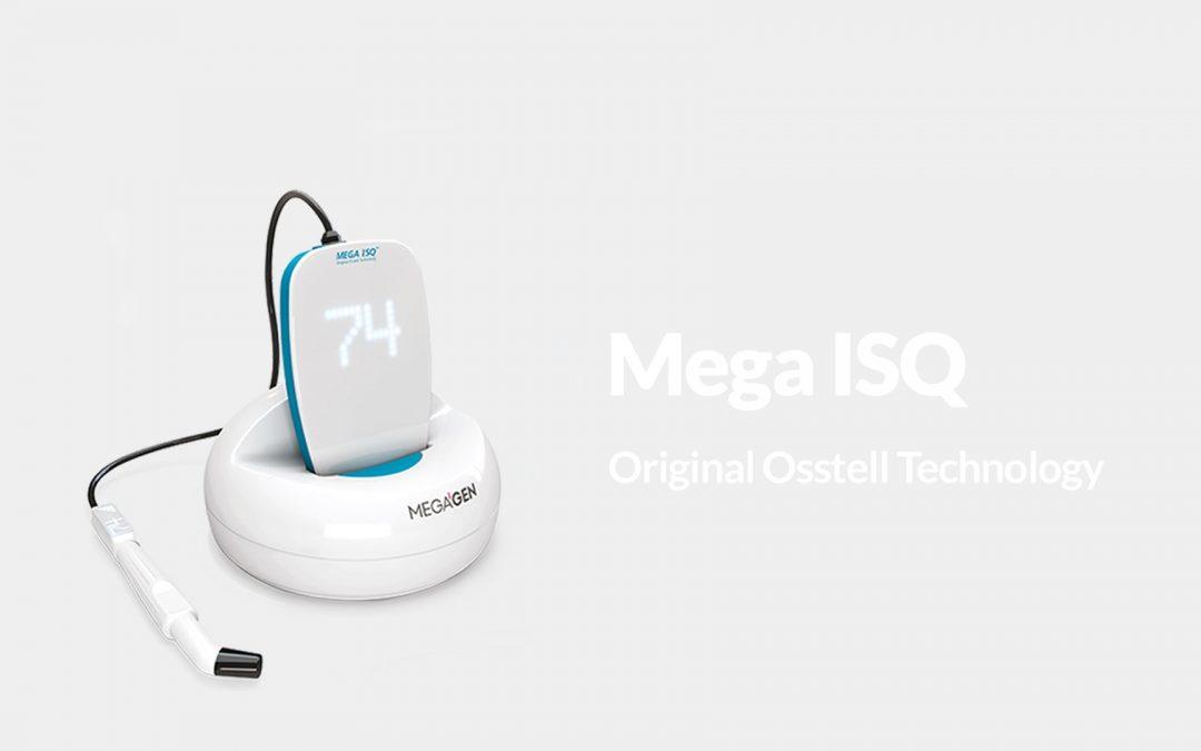 Mega ISQ Implant stability sistem